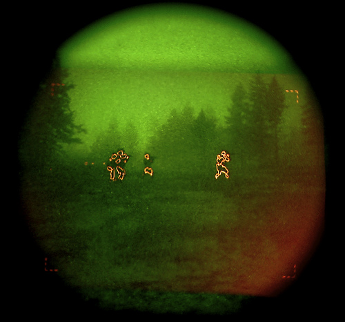 night vision photo