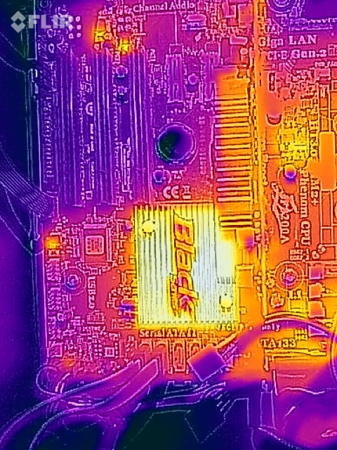 FLIR ONE for Android / iOS thermal imaging camera plug-in module