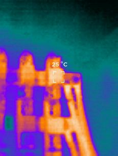 Seek Thermal Reveal Wärmebildkamer Sicherungen