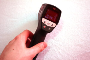 Bosch PTD 1 - Thermo Detector - Hand