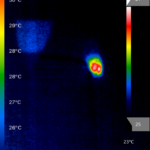 Seek Thermal CompactPRO - Screenshot - Spanne